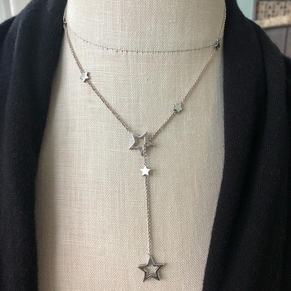 942648109583c Tiffany Co star lariat necklace